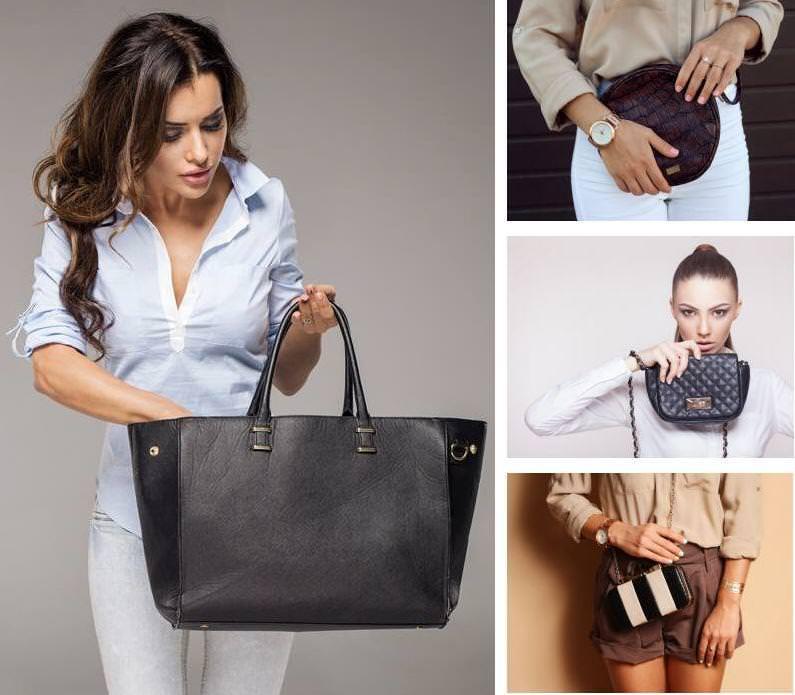 Ausgezeichnetes Geschenk für Frauen: Elegante Handtasche