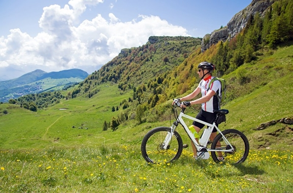 Besondere Geschenkideen aus Köln: Mountainbike