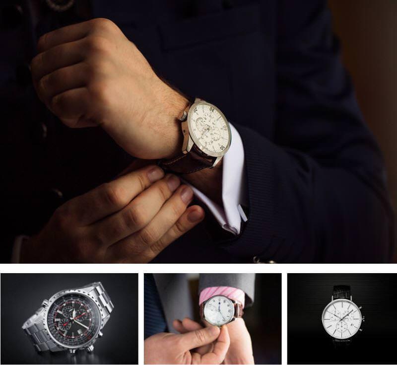 Hochwertiges Geschenk für Männer: Luxuriöse Herrenuhr