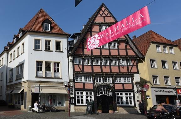 Besondere Geschenkideen aus Osnabrück: Übernachtung im 4 Sterne Hotel