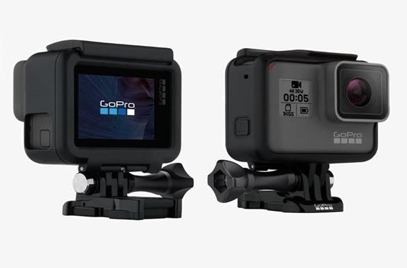 Besondere Geschenkideen aus Fürth: GoPro Actionkamera