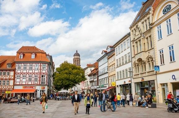 Geschenke kaufen in Göttingen: Regional kaufen, statt online bestellen