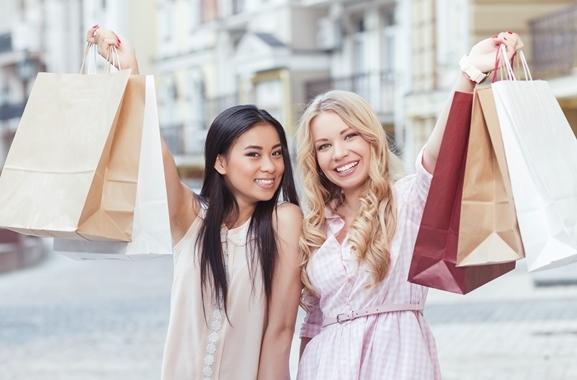 Geschenke kaufen in Frankfurt: Heimischen Einzelhandel unterstützen