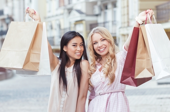 Geschenke kaufen in Mönchengladbach: Heimischen Einzelhandel unterstützen