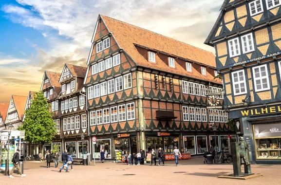 Geschenke kaufen in Celle: Celle vollkommen neu kennenlernen