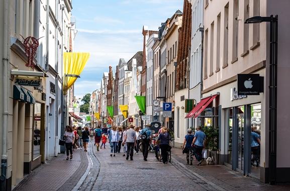 Geschenke kaufen in Lübeck: Lübeck vollkommen neu kennenlernen