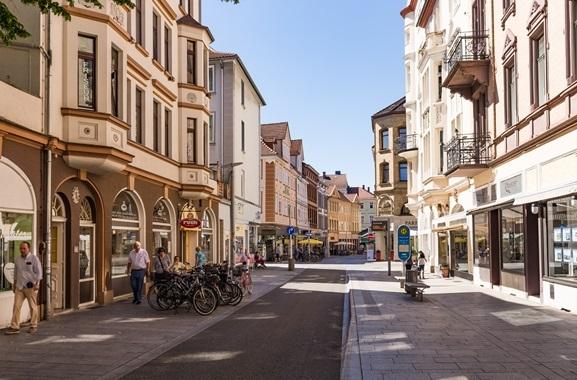Geschenke kaufen in Göttingen: Überall in Göttingen lassen sich Geschenke finden