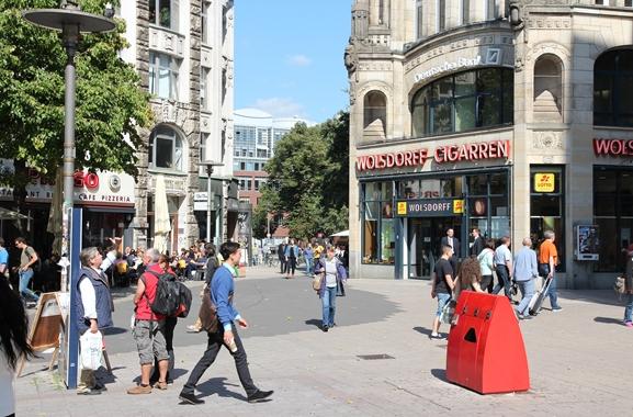Geschenke kaufen in Hamburg: Überall in Hamburg lassen sich Geschenke finden