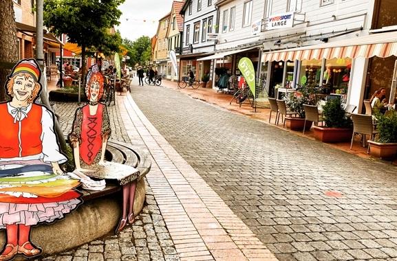 Geschenke kaufen in Soltau: Überall in Soltau lassen sich Geschenke finden