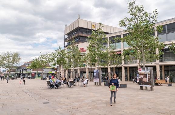 Geschenke kaufen in Wolfsburg: Überall in Wolfsburg lassen sich Geschenke finden