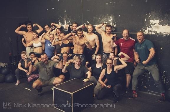 Besondere Geschenkideen aus Soltau: Crossfit-Training als Geschenkidee