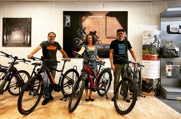 Besondere Geschenkideen aus Soltau: Geschenkideen für Fahrradfahrer