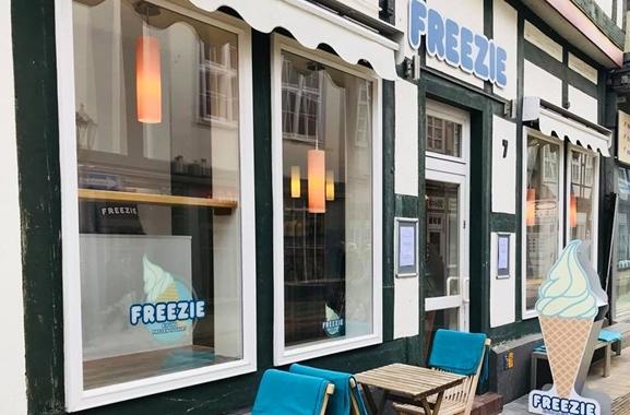 Besondere Geschenkideen aus Celle: Freude schenken mit Freezie