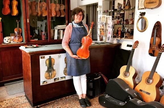 Besondere Geschenkideen aus Celle: Geschenkideen für Geigenspieler