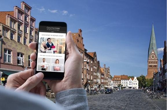 Geschenke kaufen in Lüneburg: Geschenkoo - Das Lüneburger Geschenkemagazin