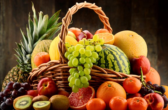 Besondere Geschenkideen aus Mitterteich: Obstkorb
