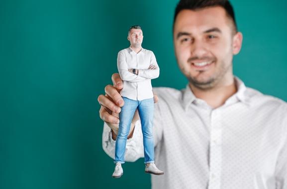 Besondere Geschenkideen aus Duisburg: Eigene 3D-Figur als Geschenkidee