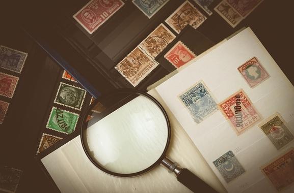 Besondere Geschenkideen aus Uelzen: Alte Briefmarken aus Uelzen