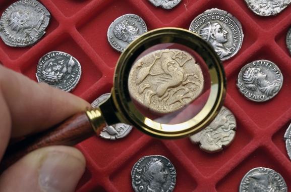 Besondere Geschenkideen aus Uelzen: Seltene Münzen