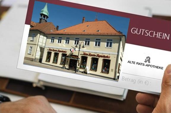 Besondere Geschenkideen aus Walsrode: Geschenkgutschein aus der Apotheke