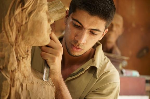 Besondere Geschenkideen aus Wolfsburg: Bildhauer-Workshop