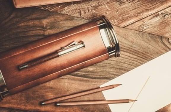 Besondere Geschenkideen aus Dortmund: Hochwertigen Bleistift