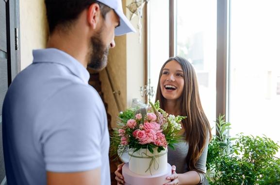 Besondere Geschenkideen aus Maintal: Blumen-Abo