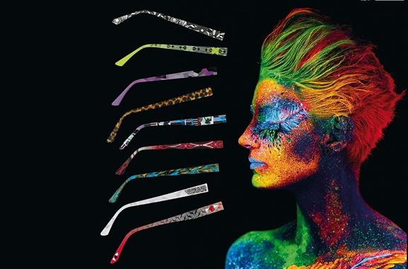 Besondere Geschenkideen aus Peine: Wechselbare Brillenbügel von ChangeMe!