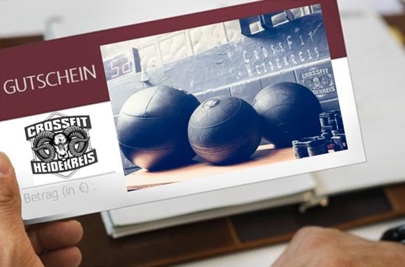 Besondere Geschenkideen aus Soltau: Gutschein für ein Crossfit-Training