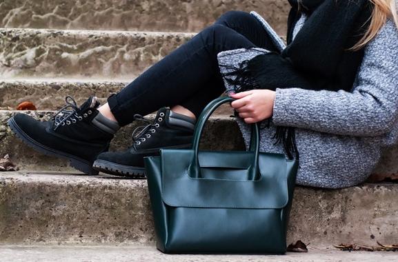 Besondere Geschenkideen aus Dortmund: Damentasche
