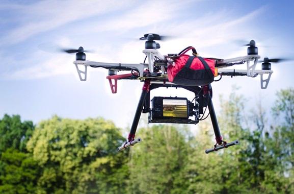 Besondere Geschenkideen aus Geesthacht: Drohne