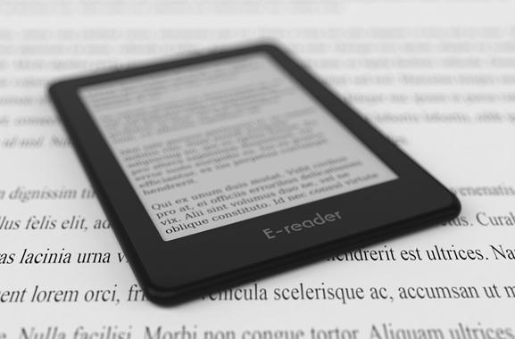 Besondere Geschenkideen aus Fürth: eBook-Reader