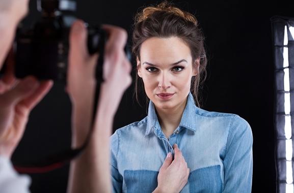 Besondere Geschenkideen aus Moers: Professionelles Einzelfotoshooting