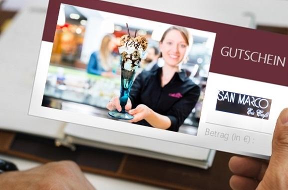 Besondere Geschenkideen aus Göttingen: Eiscafé-Gutschein