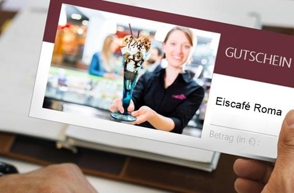 Besondere Geschenkideen aus Wolfenbüttel: Eiscafé-Gutschein