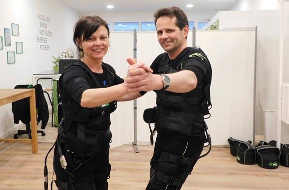 Besondere Geschenkideen aus Itzehoe: EMS-Training
