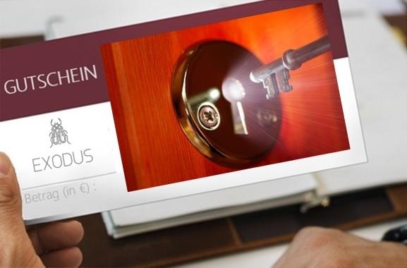 Besondere Geschenkideen aus Heilbronn: Gutschein für einen Besuch im Escape-Room