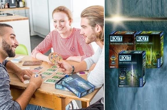 Besondere Geschenkideen aus Lübeck: Spannendes Live-Escape-Rätselspiel