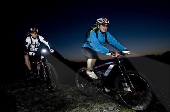 Besondere Geschenkideen aus Fürth: Fahrradlicht