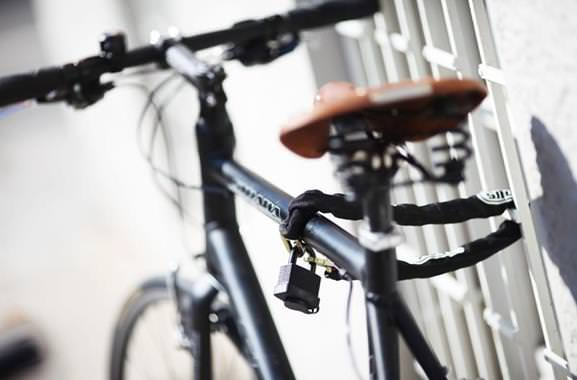 Besondere Geschenkideen aus Fürth: Fahrradschloss