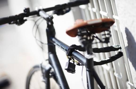 Besondere Geschenkideen aus Marburg: Fahrradschloss