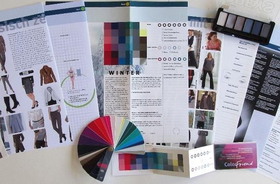 Besondere Geschenkideen aus Celle: Professionelle Farbberatung