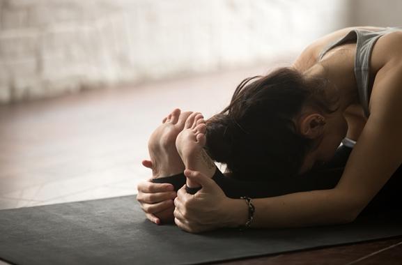 Besondere Geschenkideen aus Fürth: Faszien-Yogakurs