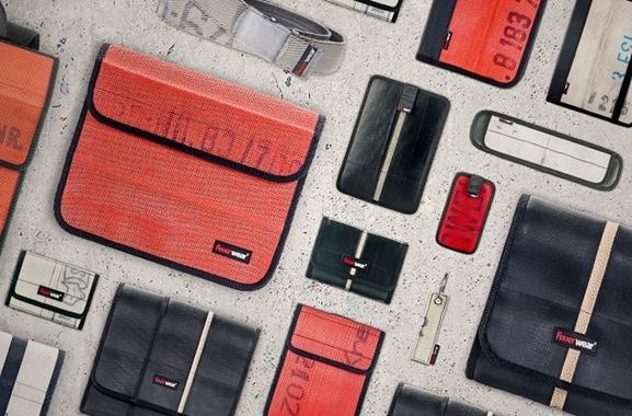 Besondere Geschenkideen aus Itzehoe: Accessoires aus Feuerwehrschlauch
