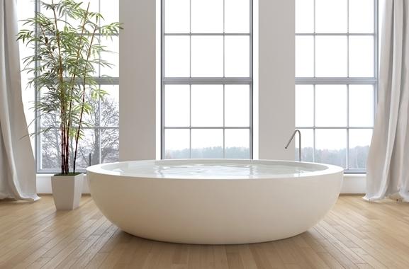 Besondere Geschenkideen aus Düren: Freistehende Badewanne