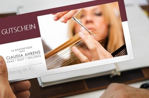 Besondere Geschenkideen aus Salzgitter: Friseurgutschein