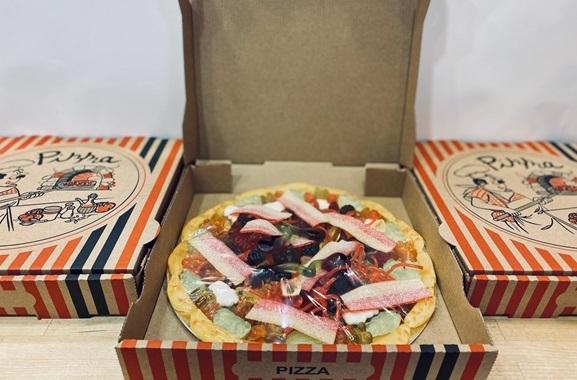 Besondere Geschenkideen aus Lüneburg: Fruchtgummi-Pizza
