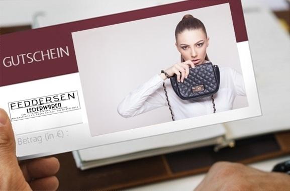 Besondere Geschenkideen aus Soltau: Gutschein aus dem Taschenfachgeschäft