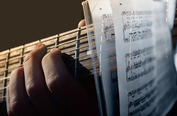 Besondere Geschenkideen aus Duisburg: Gitarrenunterricht