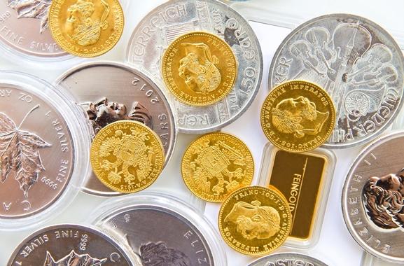 Besondere Geschenkideen aus Düren: Gold und Silber